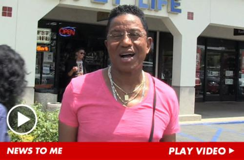 Jermaine Jackson -- SHOCKED&hellip;