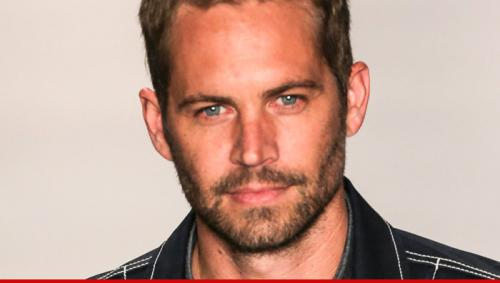 Paul Walker -- Burning Porsche…