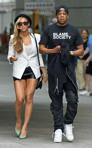 Jay Z and Beyonce Start Vegan…