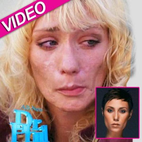 America's Next Top Model To Meth Addict: Dr. Phil Tries To