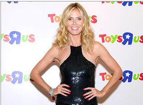 Heidi Klum Ditches Underwear,&hellip;