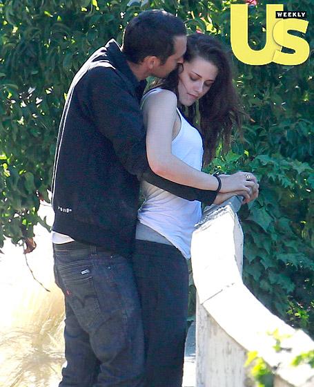 Kristen Stewart and Rupert Sanders Affair Pics Posted