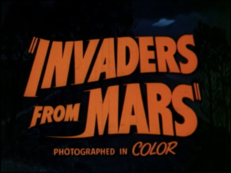 screencap: invaders from mars